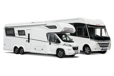 Dethleffs Alpa camper modeljaar 2019