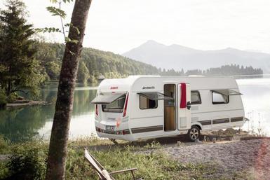 Dethleffs AvantGarde caravan modeljaar 2020