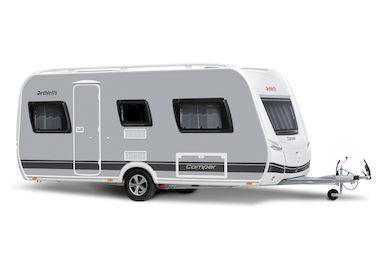 Dethleffs Camper caravan modeljaar 2019