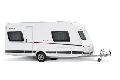 Dethleffs c'go caravan modeljaar 2019