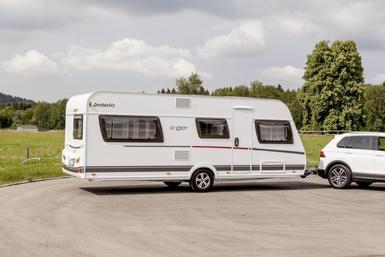 Dethleffs c'go caravan modeljaar 2020