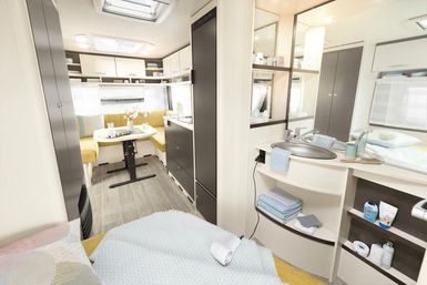 Dethleffs c'go caravan modeljaar 2021