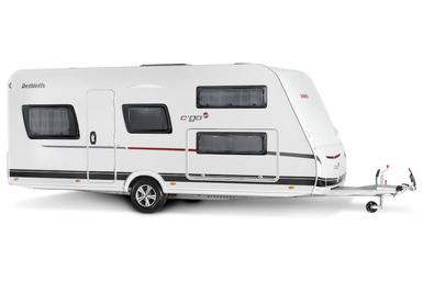 Dethleffs c'go up! caravan modeljaar 2020