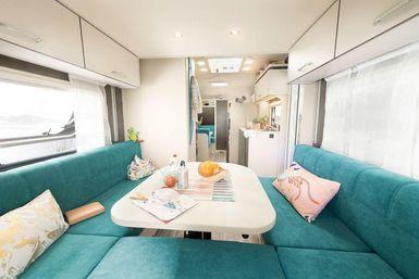 Dethleffs c'go up! caravan modeljaar 2021