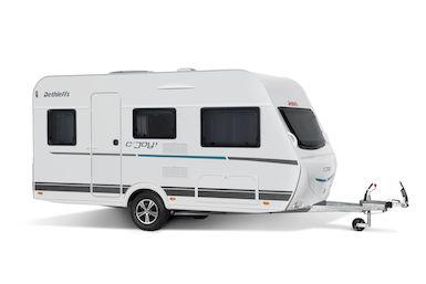 Dethleffs c'joy caravan modeljaar 2019