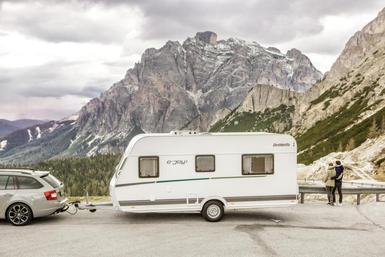 Dethleffs c'joy caravan modeljaar 2020
