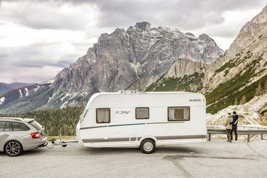 Dethleffs c'joy caravan modeljaar 2021