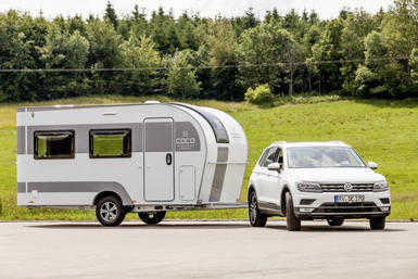 Dethleffs Coco caravan modeljaar 2020