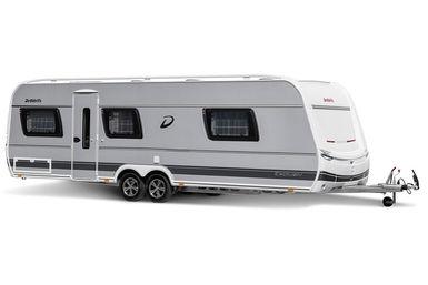 Dethleffs Exclusiv caravan modeljaar 2019