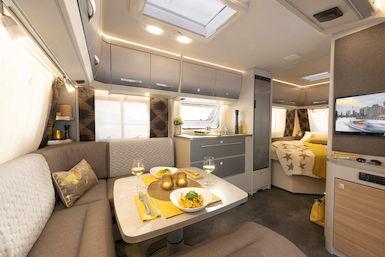 Dethleffs Generation caravan modeljaar 2019