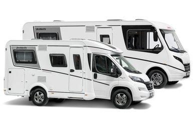 Dethleffs Globebus camper modeljaar 2018