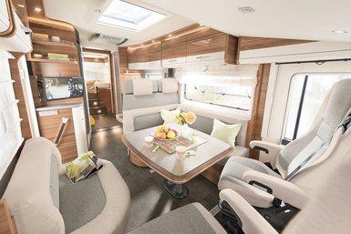 Dethleffs Globetrotter XLI camper modeljaar 2018