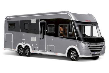 Dethleffs Globetrotter XLI camper modeljaar 2019