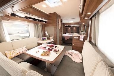 Dethleffs Nomad caravan modeljaar 2019