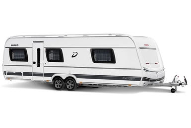 Dethleffs Professional caravan modeljaar 2019