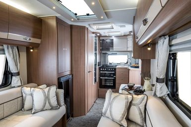 Elddis Affinity caravan modeljaar 2018