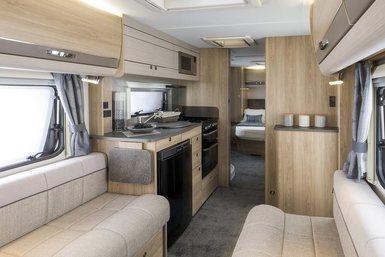 Elddis Avante caravan modeljaar 2018