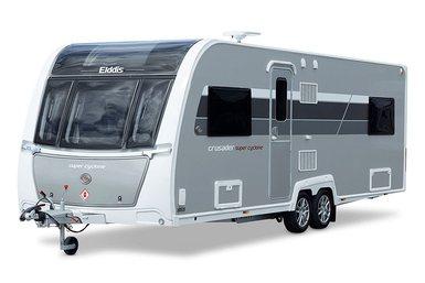 Elddis Crusader caravan modeljaar 2018