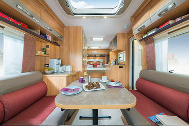 Eriba Exciting caravan modeljaar 2019