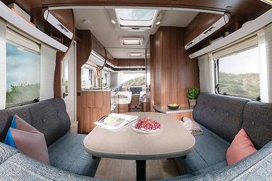 Eriba Feeling caravan modeljaar 2019