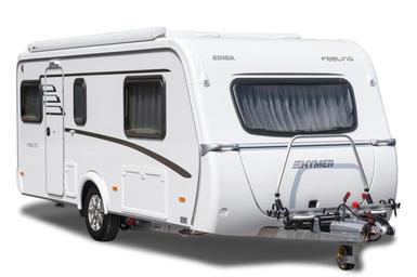 Eriba Feeling caravan modeljaar 2021
