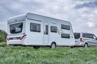 Eriba Living caravan modeljaar 2019