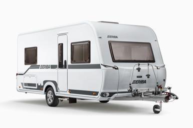 Eriba Nova caravan modeljaar 2021