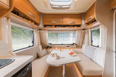 Eriba Nova Light caravan modeljaar 2019