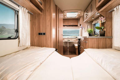 Eriba Nova Light caravan modeljaar 2021