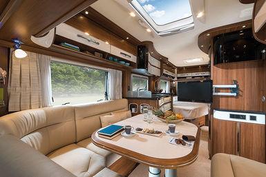 Eriba Nova S caravan modeljaar 2019