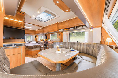 Eriba Nova SL caravan modeljaar 2019