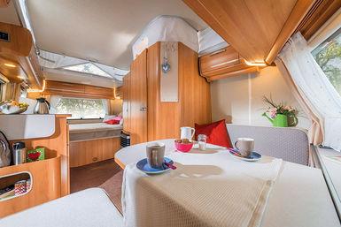 Eriba Touring caravan modeljaar 2019