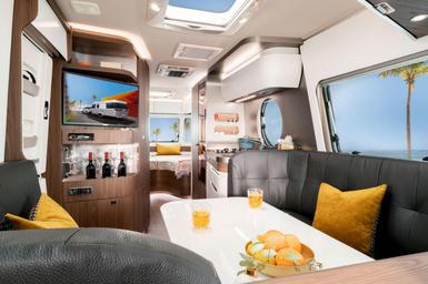 Eriba Touring 820 caravan modeljaar 2021