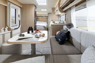 Fendt Bianco Activ caravan modeljaar 2019