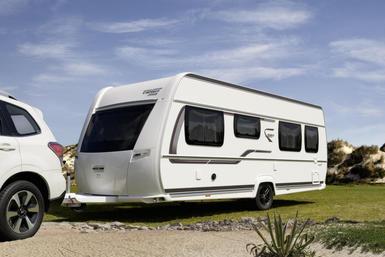 Fendt Bianco Activ caravan modeljaar 2020