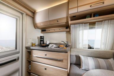 Fendt Bianco Activ caravan modeljaar 2021