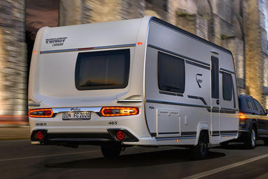 Fendt Bianco Primo caravan modeljaar 2020