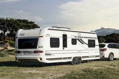 Fendt Brillant caravan modeljaar 2019