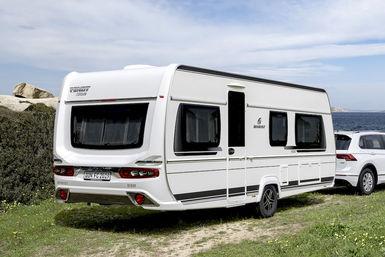 Fendt Diamant caravan modeljaar 2019