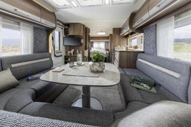 Fendt Diamant caravan modeljaar 2020