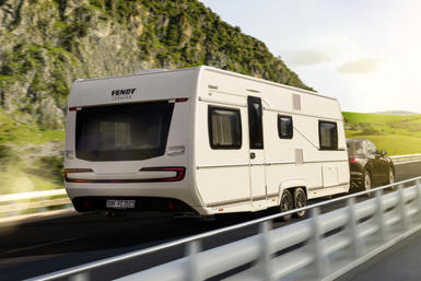 Fendt Diamant caravan modeljaar 2021