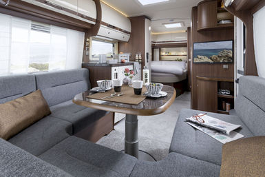 Fendt Opal caravan modeljaar 2019