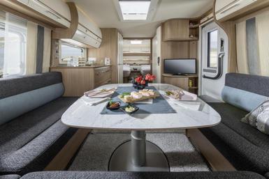 Fendt Opal caravan modeljaar 2020