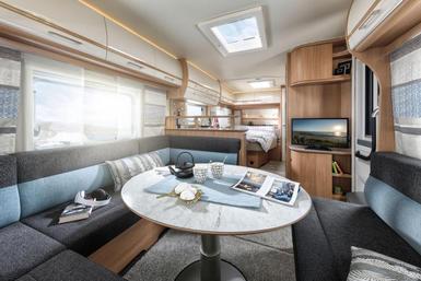 Fendt Opal caravan modeljaar 2021