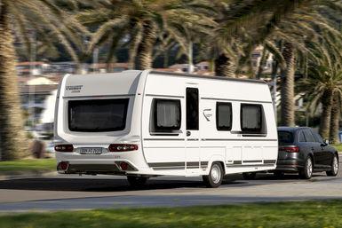 Fendt Saphir caravan modeljaar 2019