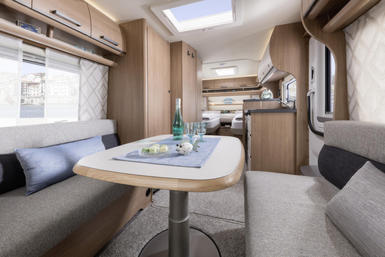 Fendt Saphir caravan modeljaar 2020
