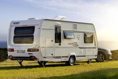 Fendt Saphir caravan modeljaar 2021