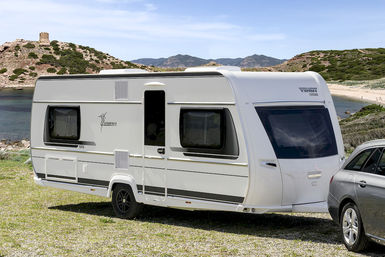 Fendt Tendenza caravan modeljaar 2019