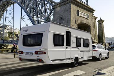 Fendt Tendenza caravan modeljaar 2020