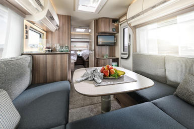 Fendt Tendenza caravan modeljaar 2021